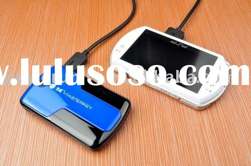 Universal li-ion battery charger with 4200 mah for IPH,ipod,nokia and other digital products.