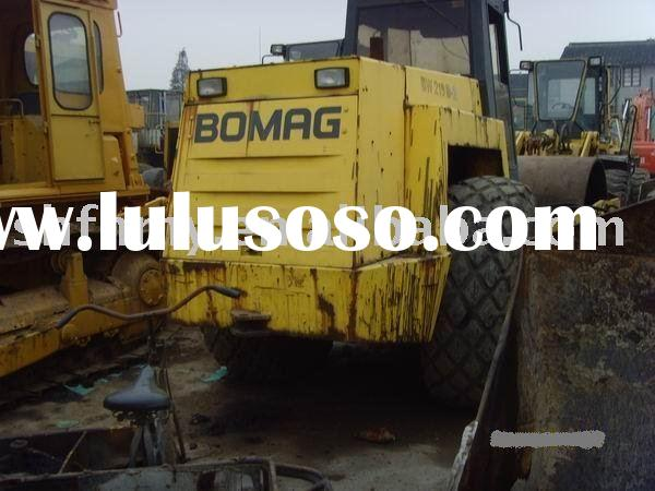Used compactor, used road roller , used Bomag road roller