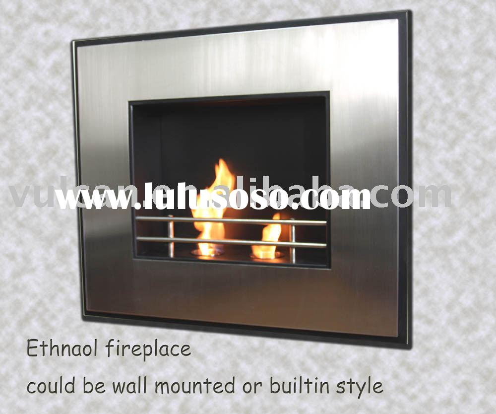 Wall Mount Alcohol Flueless Fireplace(FPHZ07)
