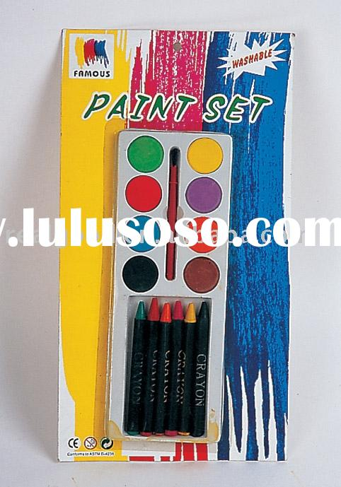 Water Color Painting Set / Drawing Set, Model: 19524