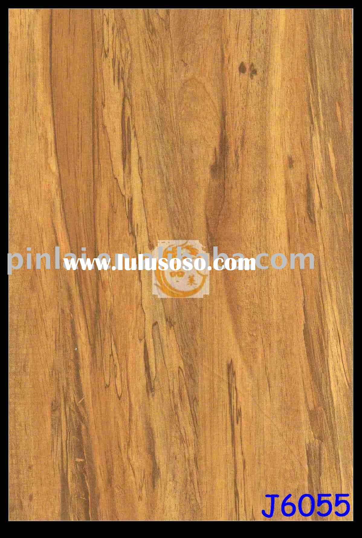 Wood Grain Laminate ~ Wood grain decorative paper for laminate flooring