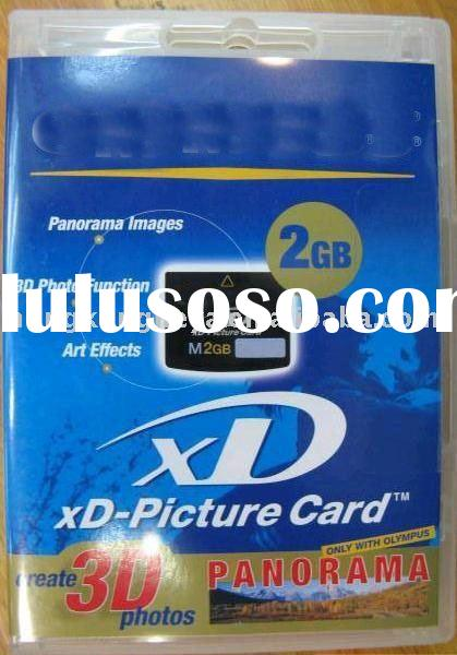 XD flash Memory Card XD-Picture Card