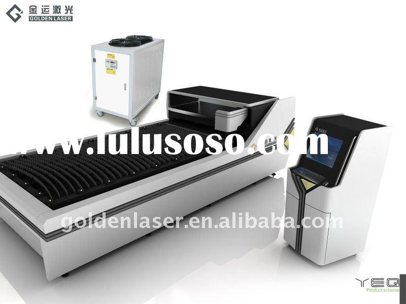 YAG Laser Sheet Metal Cutting Machine