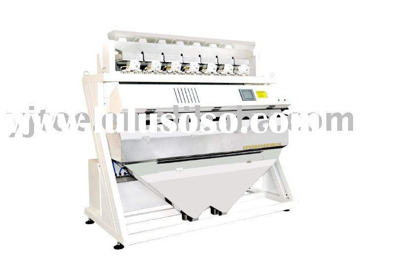 YJT CCD Rice Color Sorter