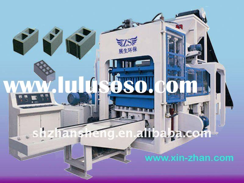 ZS Fully Automatic paving brick making machine