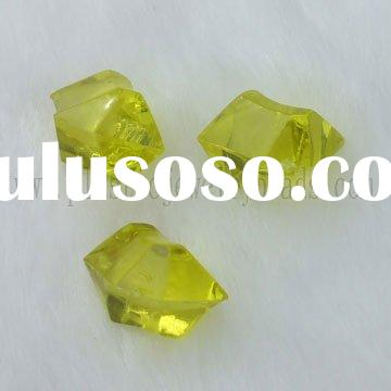 acrylic crystal ice stone, decoration ice stone beads, decoration crystal stone beads