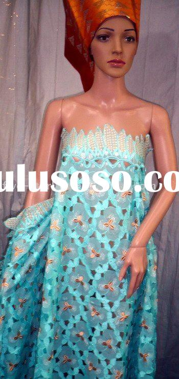 african handcut lace 89