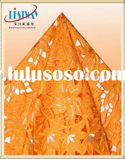 african polyester lace TL0043
