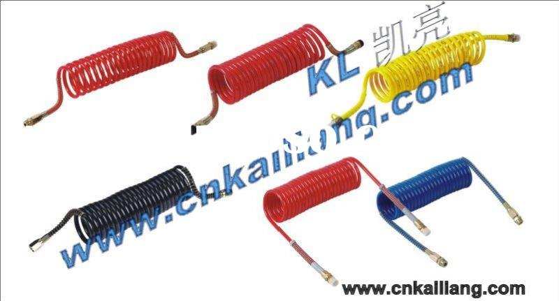 air brake coils hose