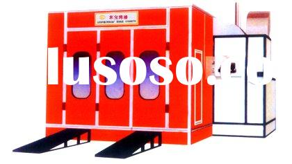 auto spray booth car paint booth