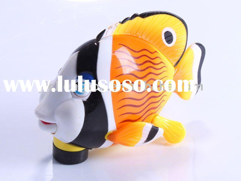 battery operated toys fish
