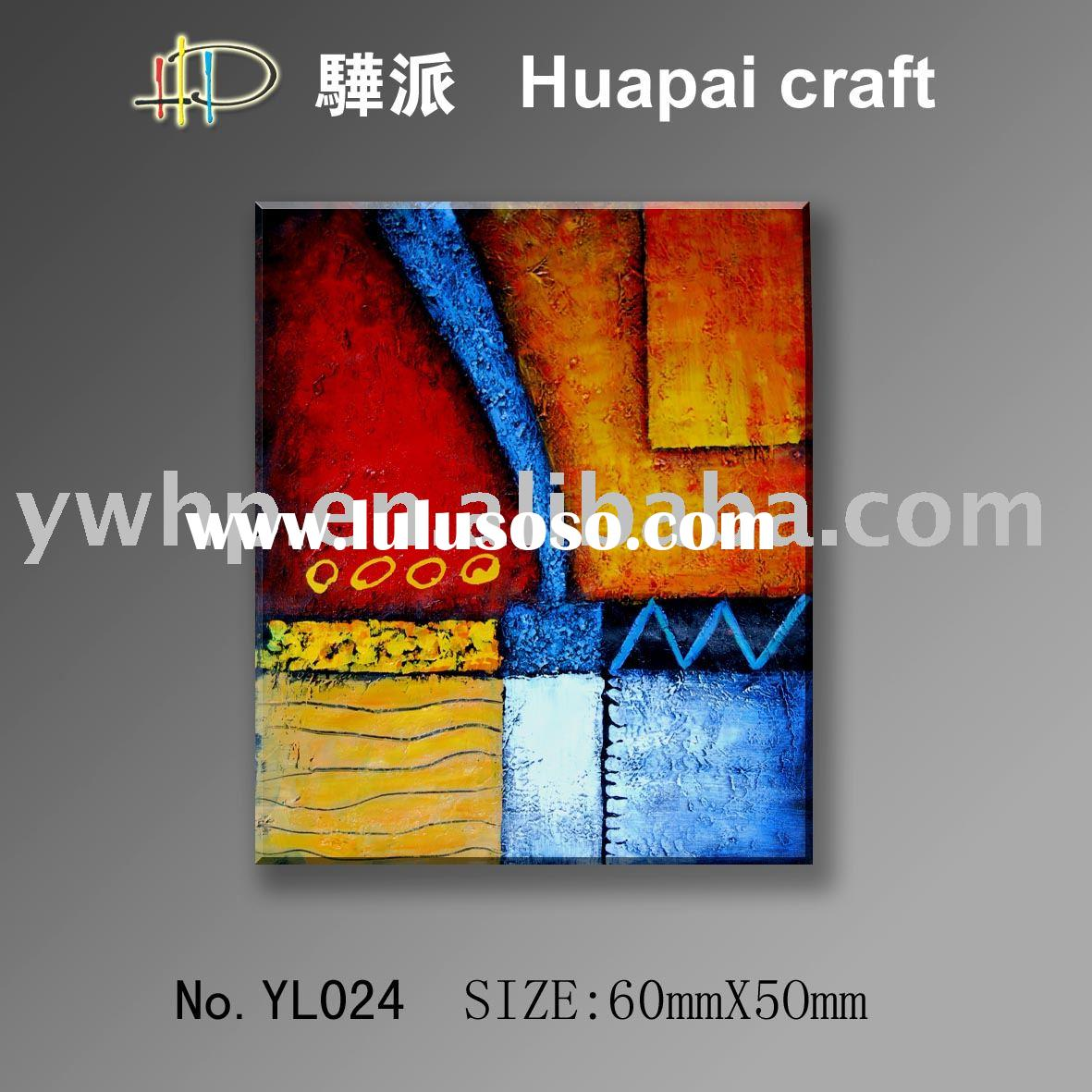 canvas painting,abstract oil painting,group painting,wall art,home decoration
