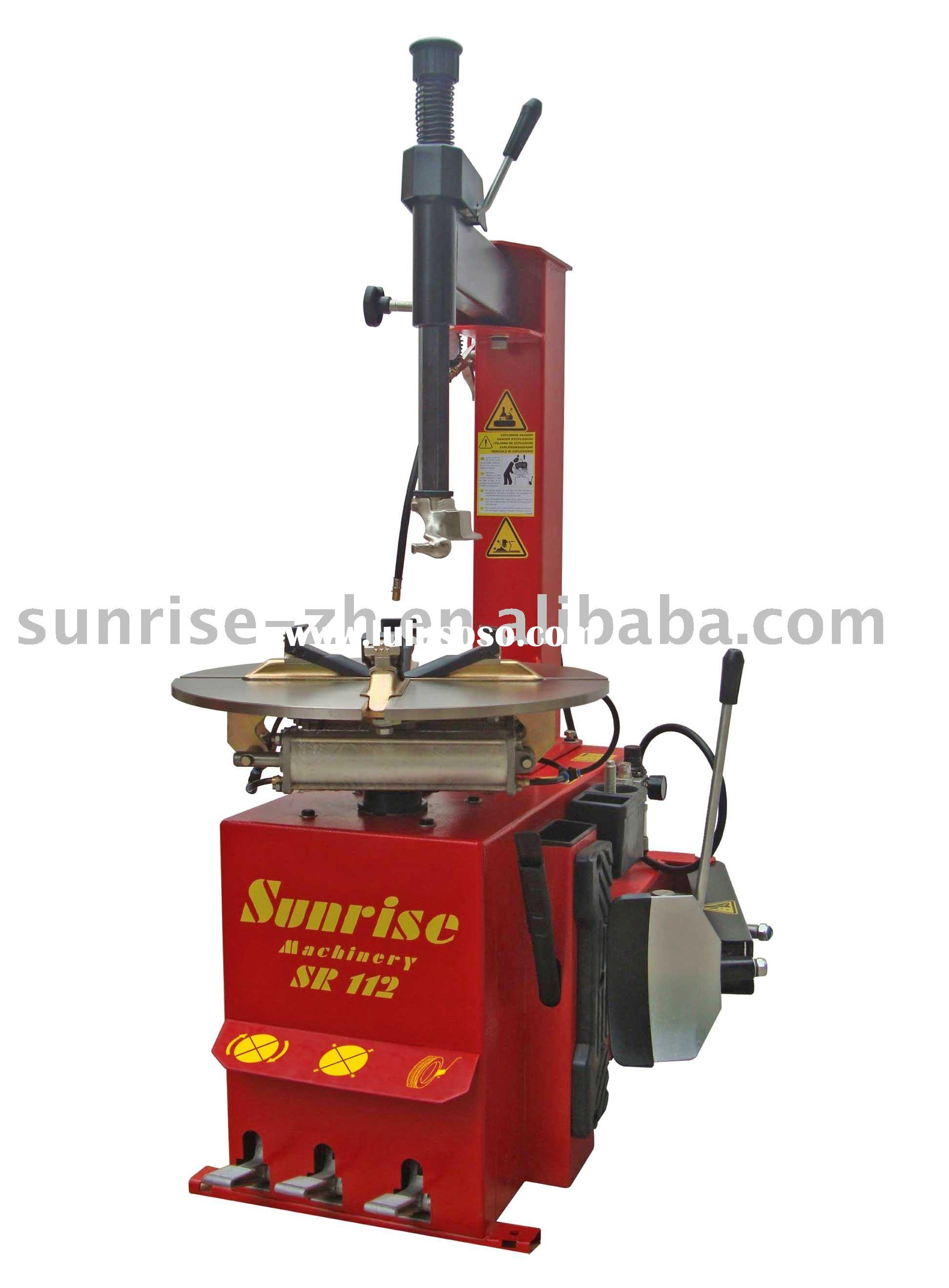 car tyre changer&motorcycle tire changer with CE certification