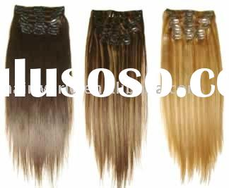 cheap clip hair extensions