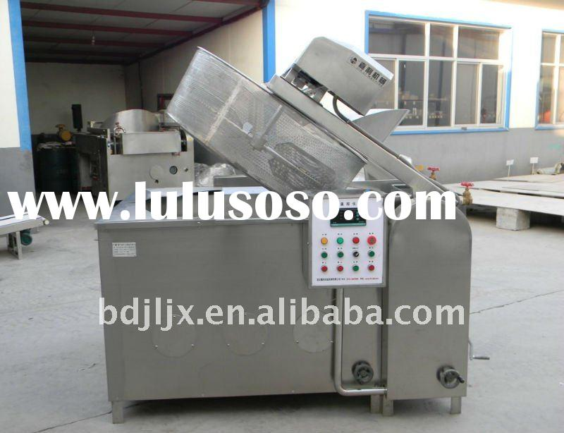 commercial chips deep frier machine(gas)