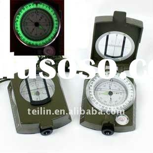 compass, outdoor compass, hunting equipment, camping compass
