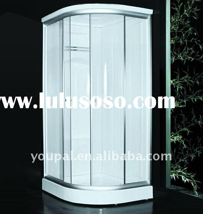 complete shower room ,complete backwall for seat,goods shelf,mirror,shower riser, 4mm acrylic backwa