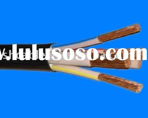 copper core XLPE armored power cable