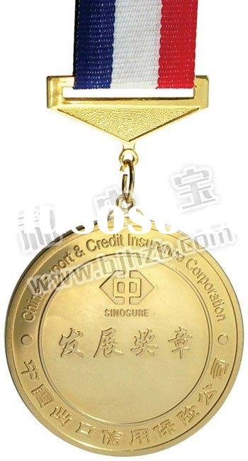 custom medal metal