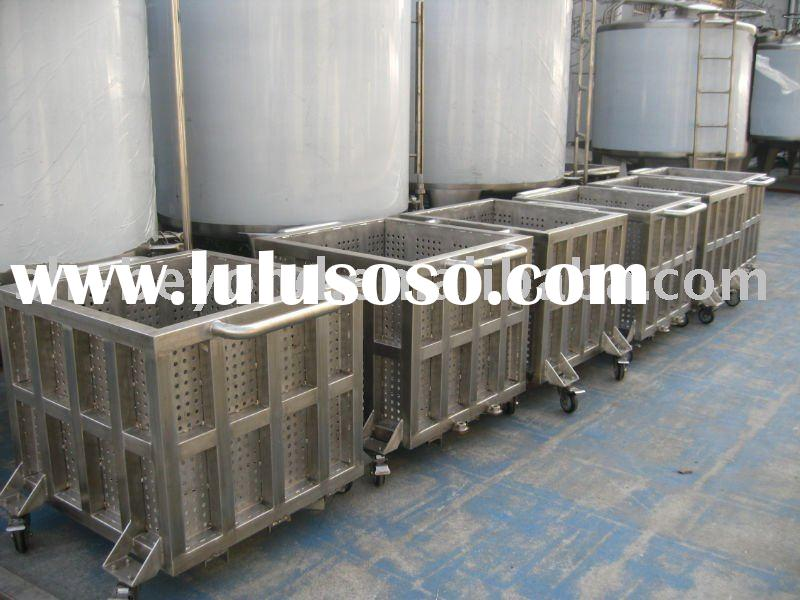 dairy production equipment