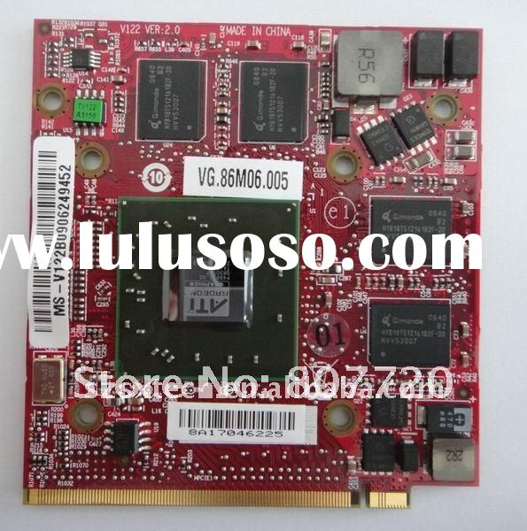 factory cost HD3650 laptop VGA graphics card ATI Mobility Radeon 512MB DDR2 MXM II new