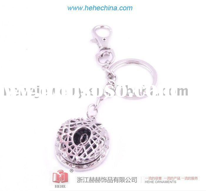 fashion metal keyring