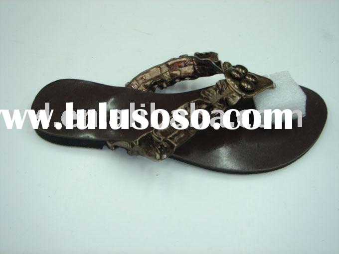 fashion women flip flop shoes(XYL-WSL022)