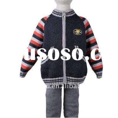 fashional new long sweater 2012 for boys