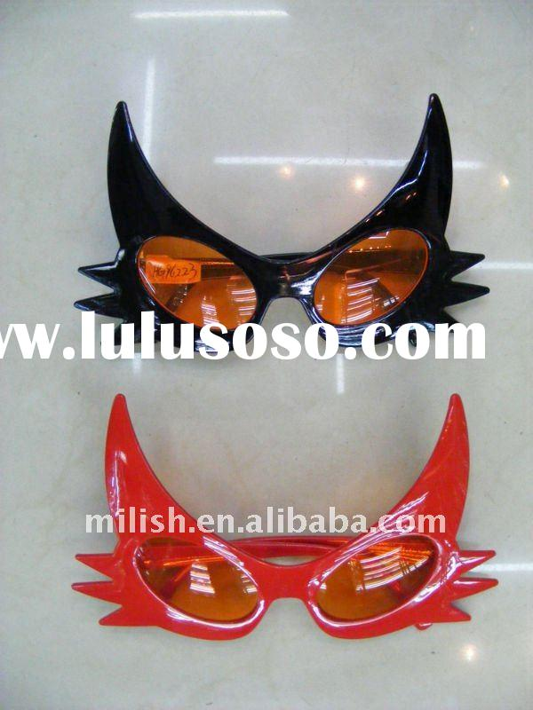 festival crazy fun Daredevil glasses for party/carnival MPG-0076