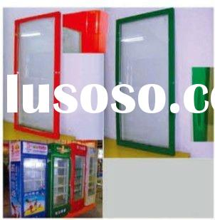 glass door for refrigerator,deep freezer,wine cellar,wine cooler,show-case