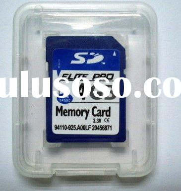 good quality with full capacity sd sdhc flash memory card for digital camera/mobile phone