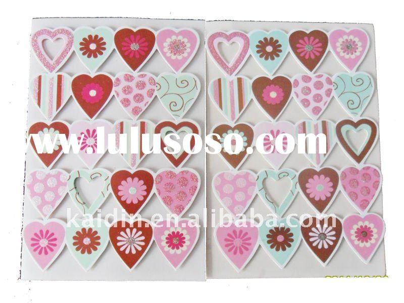 hand making cards