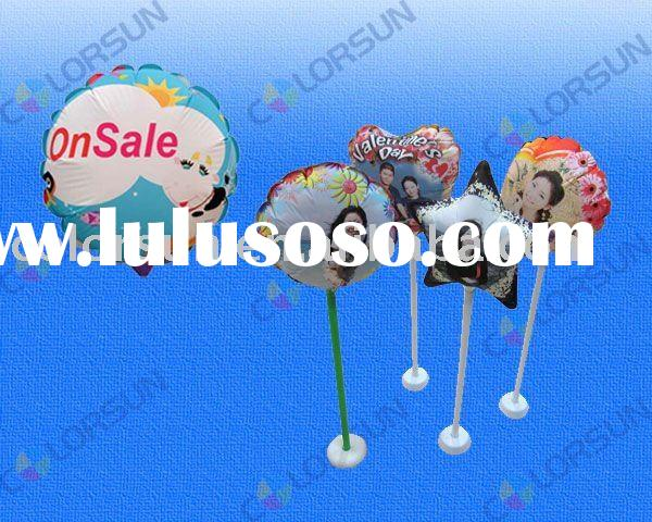 high quality DIY photo balloon with 18CM and 28CM size