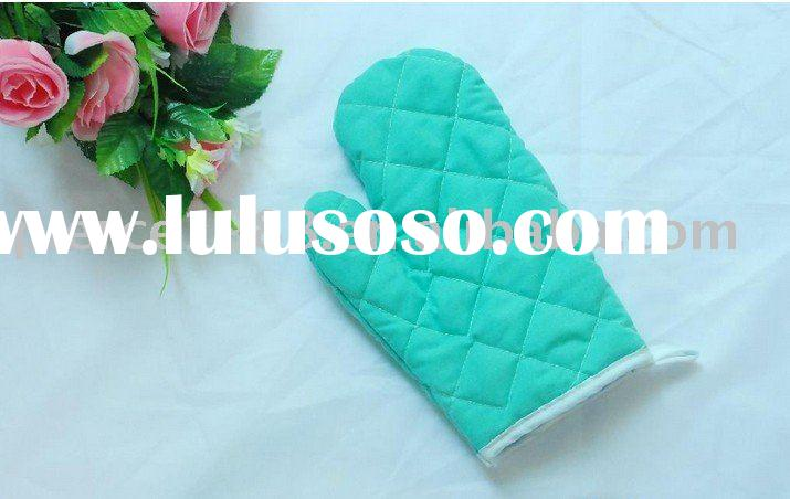 high quality cotton oven glove