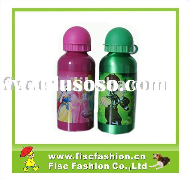 hot kids aluminum drink bottle