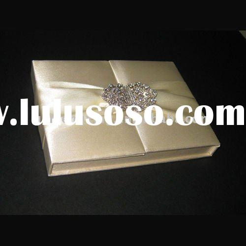 hot sale!! Unique rhinestone embellishments for Roayal Wedding Invitations------BU071