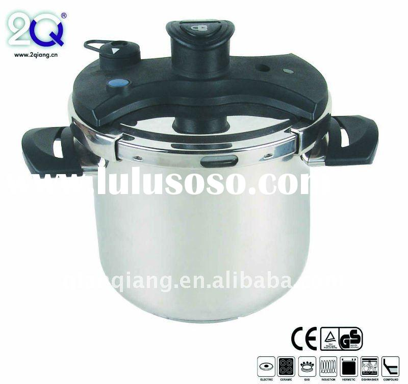 hot sale stainless steel pressure cooker