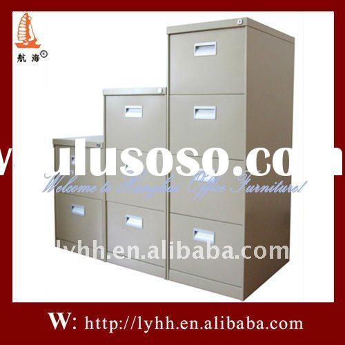 hot selling modern used steel storage cabinets with drawers