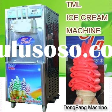 soft serve recipe for commercial machine