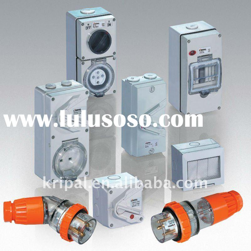 Ip55 Outdoor Switch Socket For Sale