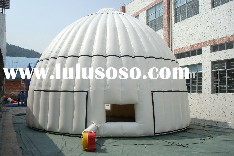 inflatable balloon tents (inflatable dome tents)