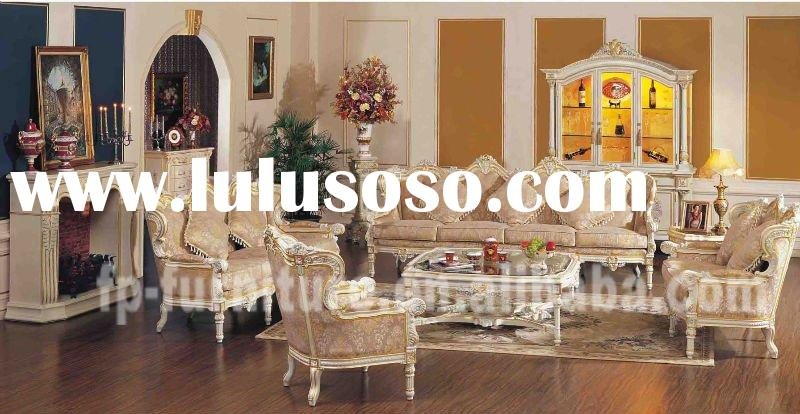 italian furniture reproduction - living room set