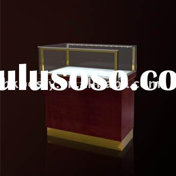 jewelry showcase cabinet for jewelry retail store