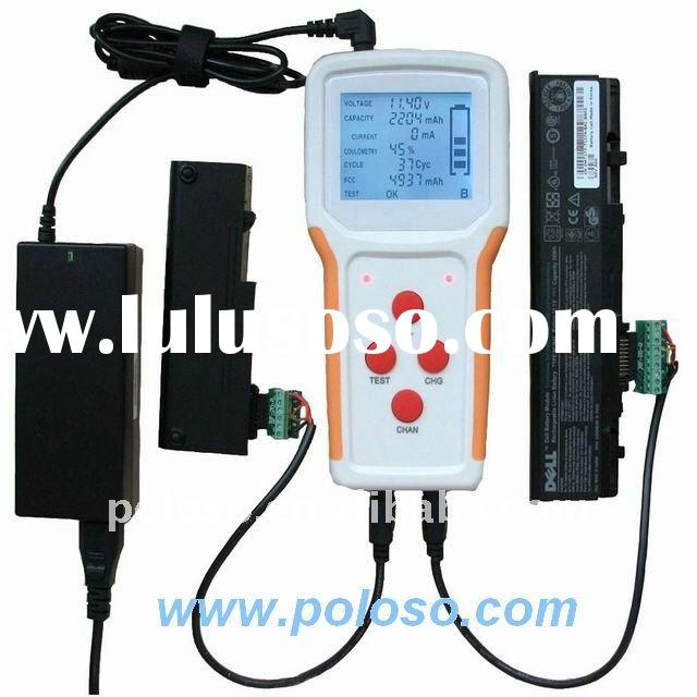 laptop battery tester with battery manage software