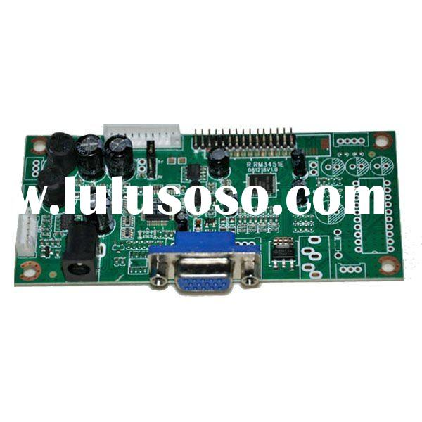 lcd monitor repair card for 1920x1200 panels