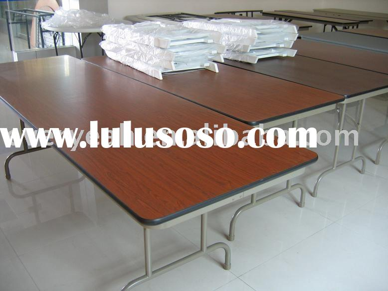 lightweight ABS plastic folding table