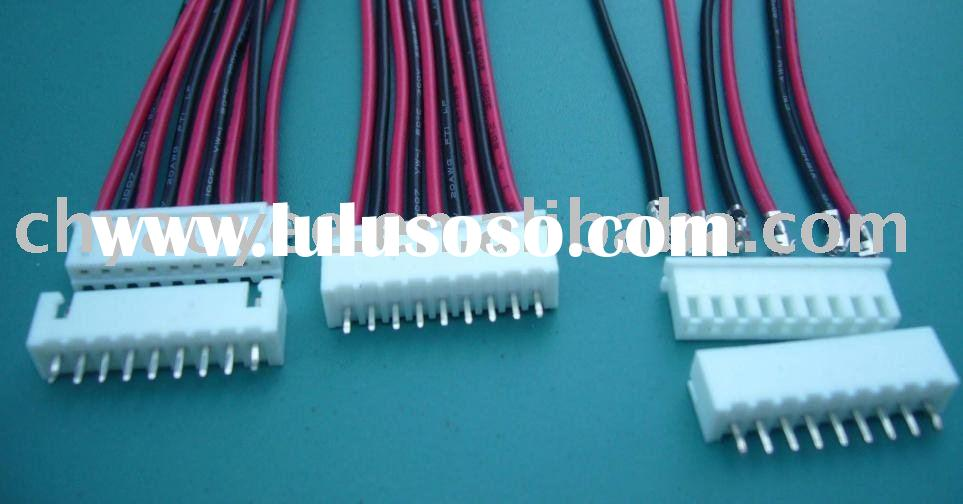 male and female JST XH connectors(cable assembly)
