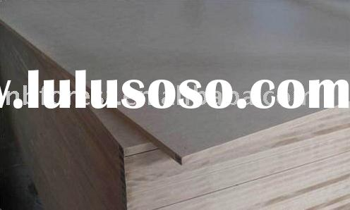 mdf board panel laminated wood bamboo engineered timber construction furniture building pvc veneer f