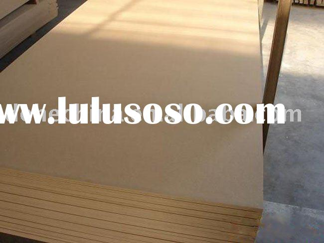 mdf size within 2.5-25mm