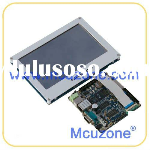 """mini2440 with 7"""" TFT LCD 256M NAND(800x480 Resolution , touch screen) SAMSUNG S3C2440"""